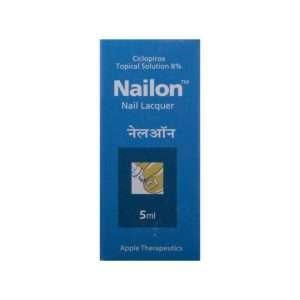 nailon nail lacquer ciclopirox 8 1