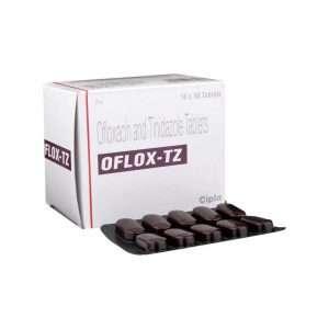 oflox tz tablet tinidazole 1