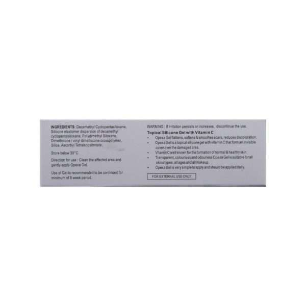 opexa gel ascorbyl tetraisopalmitate 2