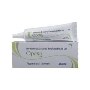 opexa gel ascorbyl tetraisopalmitate
