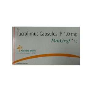 pangraf capsule tacrolimus 1mg 1