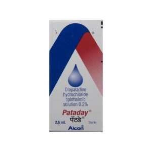 pataday eye drops olopatadine 0 2 1