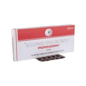 perinorm tablet metoclopramide 10mg 1