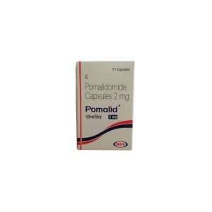 pomalid capsule pomalidomide 2mg 1