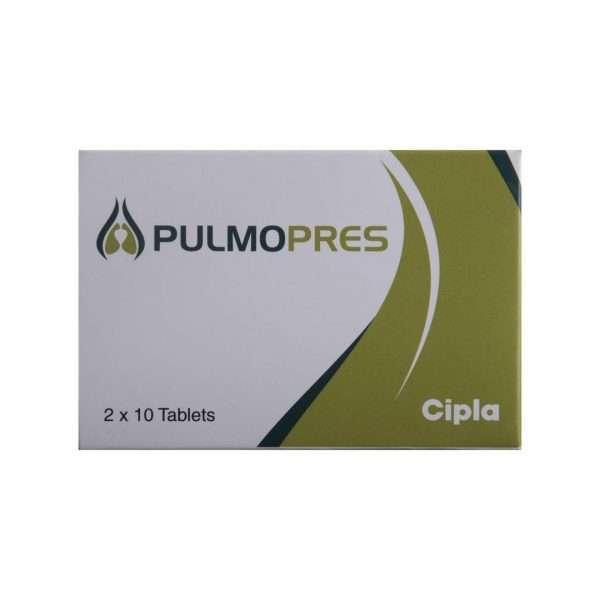 pulmopres tablet tadalafil 20mg 2