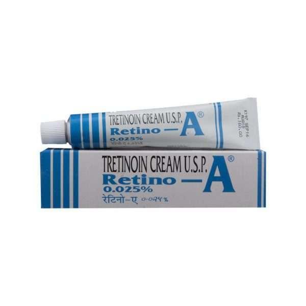 retino a cream tretinoin 0 025 1