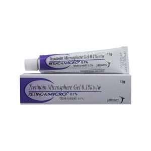 retino a micro gel tretinoin 0 1 1