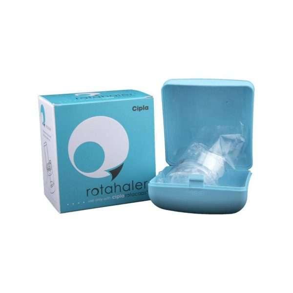 rotahaler inhalation unit device 1