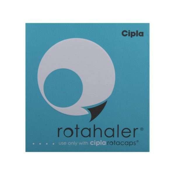 rotahaler inhalation unit device 2
