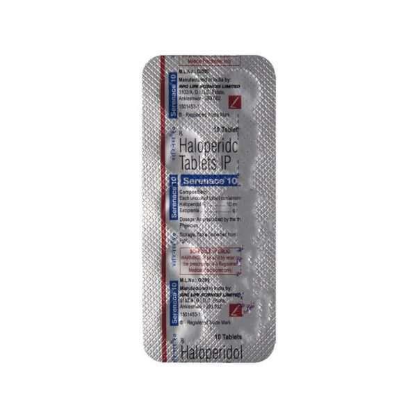 serenace tablet haloperidol 10mg 5