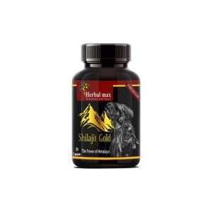 shilajit gold capsule herbal 1