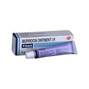 t bact ointment mupirocin 5g 1