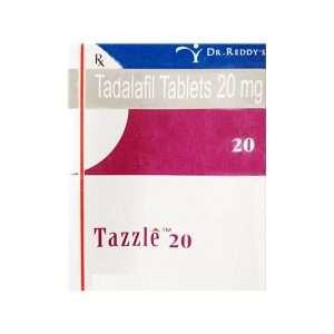 tazzle tablet tadalafil 20mg 1