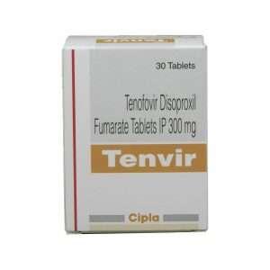 tenvir tablet tenofovir 300mg 1