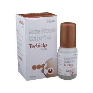 terbicip spray terbinafine 1 1