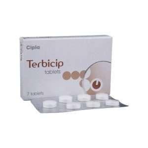 terbicip tablet terbinafine 250mg 1