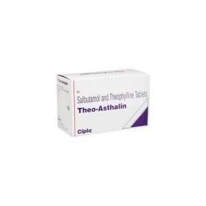 theo asthalin tablet salbutamol 1