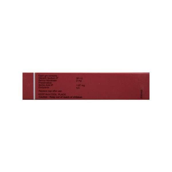thrombophob ointment heparin sodium 20g 2