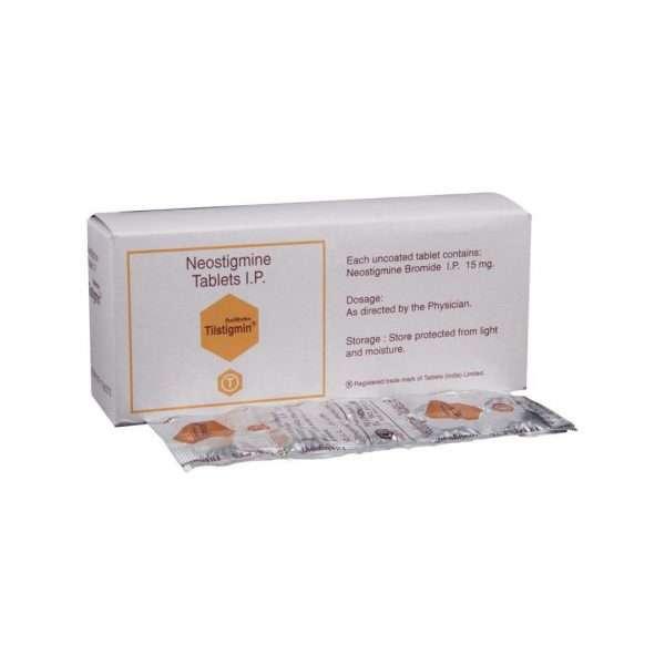 tilstigmin tablet neostigmine bromide 15mg 1