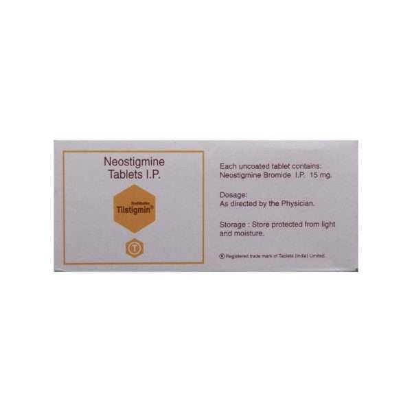 tilstigmin tablet neostigmine bromide 15mg 2