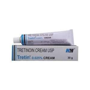 tretin cream tretinoin 0 025 1