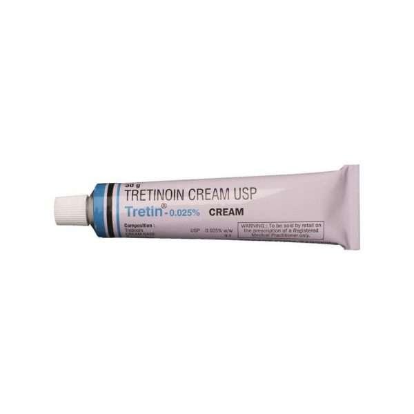 tretinoin cream tretinoin 0 025 3