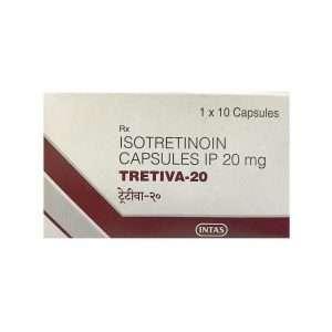 tretiva capsule isotretinoin 20mg 1