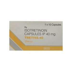 tretiva capsule isotretinoin 40mg 1