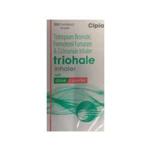 triohale inhaler tiotropium 1