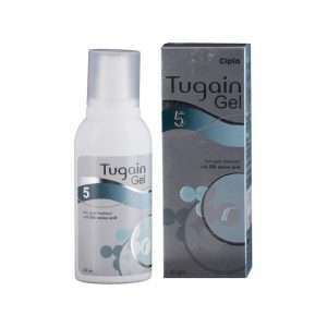 tugain gel minoxidil 60g 1