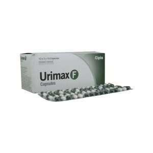 urimax f tablet tamsulosin 1