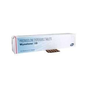 wysolone tablet prednisolone 10mg 1