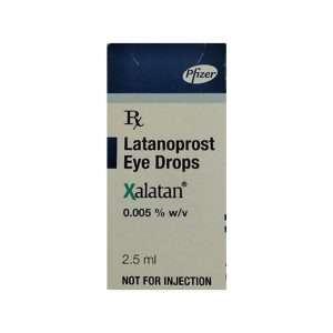 xalatan eye drops latanoprost 0 005 1