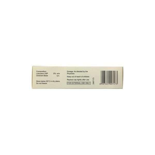 xylocaine ointment lidocaine 5 2