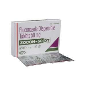 zocon dt tablet fluconazole 50mg 1