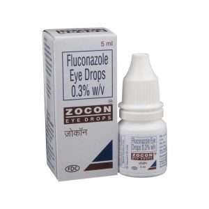zocon eye drops fluconazole 0 3 1