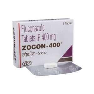 zocon tablet fluconazole 400mg 1