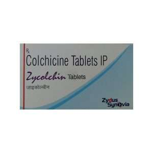 zycolchin tablet colchicine 0 5mg 1